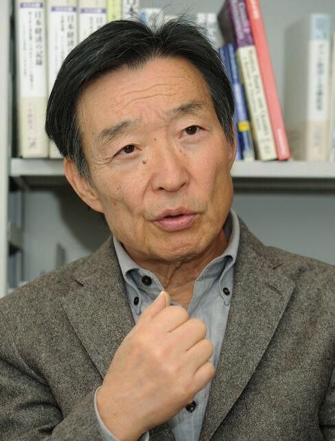 BOJ Deputy Governor Nominee Kikuo Iwata