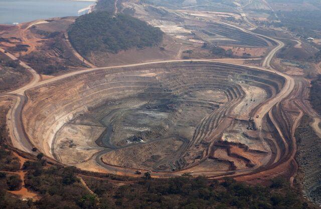 A mine in Congo.Photographer: Simon Dawson/Bloomberg