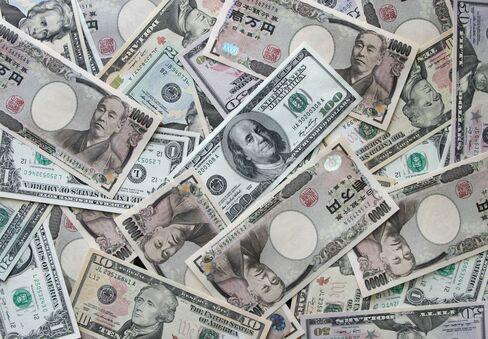 Yen, Dollar Remain Lower as Asian Shares Climb