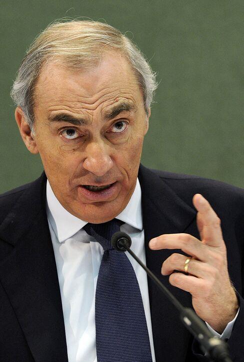 Umberto Quadrino, chief executive officer of Edison SpA.