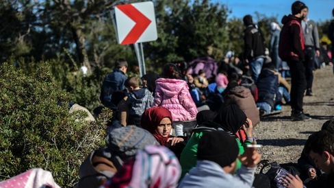 European Union leaders call for more action to tackle migration crisis