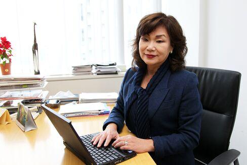 Berlitz CEO Yukako Uchinaga