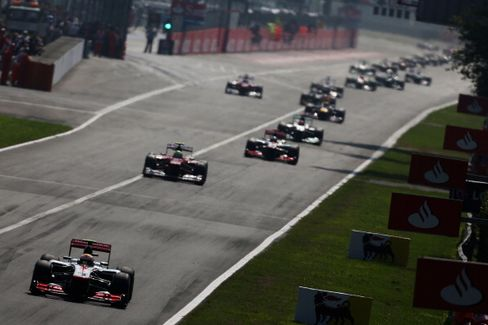 Formula One CVC's Most Profitable Investment Amid Bribery Case