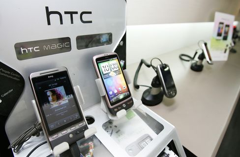 HTC Posts Record Revenue, Profit on Android Phones