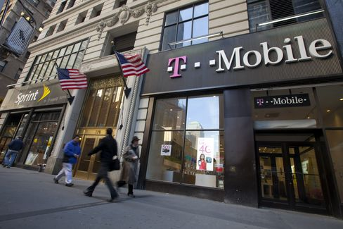 AT&T Acquisition of T-Mobile
