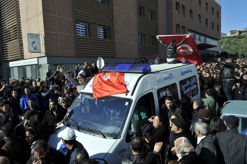 Tunisian Opposition Party Head Assassinated, Official Says