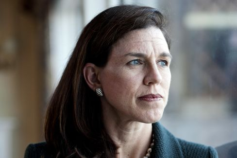 Bank of England Monetary Policy Committee Member Kristin Forbes