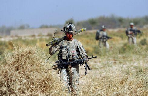 U.S. War Savings in Afghanistan Drawdown Puts Nation-Buildi