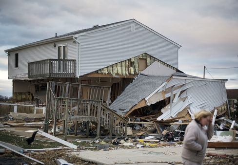 Hurricane Sandy to Cost $15 Billion to $20 Billion, Hiscox Says