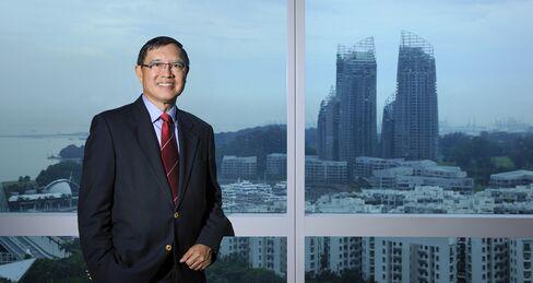 Keppel Corp. CEO Choo Chiau Beng