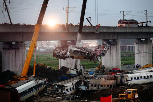 China Train Crash 'Could Have Been Avoided'