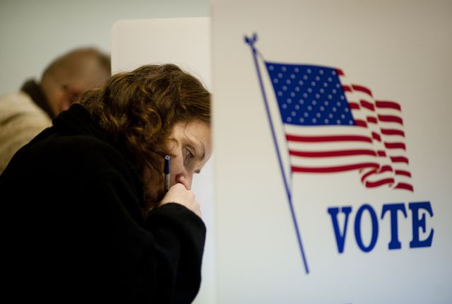 Even succesful programs don't clinch the vote.Photographer: Ty Wright/Bloomberg