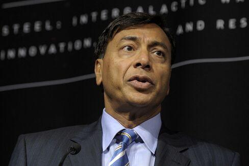 ArcelorMittal CEO Lakshmi Mittal