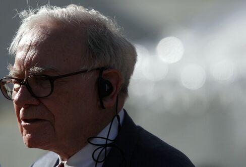 Berkshire Hathaway Inc. Chairman Warren Buffett