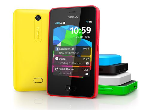 Nokia Unveils Software to Boost Sales of Its Cheaper Asha Phones
