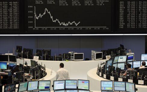 European Stocks Fall