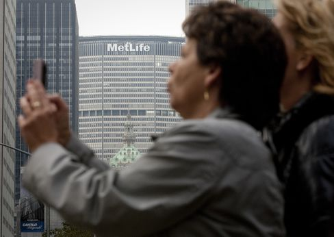 MetLife Can't Escape Home-Loan Risk in Banking Exit