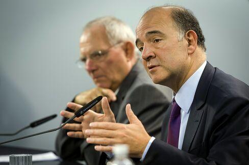 Moscovici Schaeuble