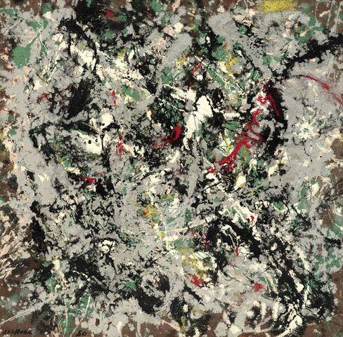 Jackson Pollock Number 12