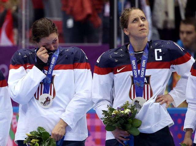 It's OK to fail. Photographer: Bruce Bennett/Getty Images