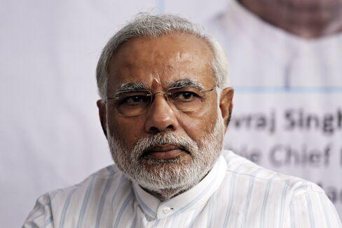 Bharatiya Janata Party's Narendra Modi