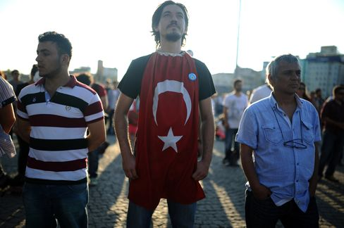Turkey Protesters Face Criminal Charges as Silent Vigils Spread
