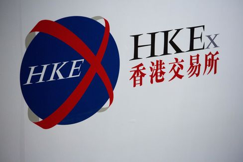 Hong Kong Stock Market to Open in Afternoon as Storm Passes