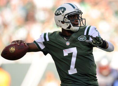 Jets Quarterback Geno Smith