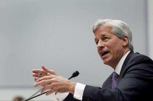 JPMorgan's Chairman and Chief Executive Officer Jamie Dimon