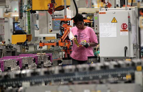 Auto Workers Sacrifice High Lifestyle