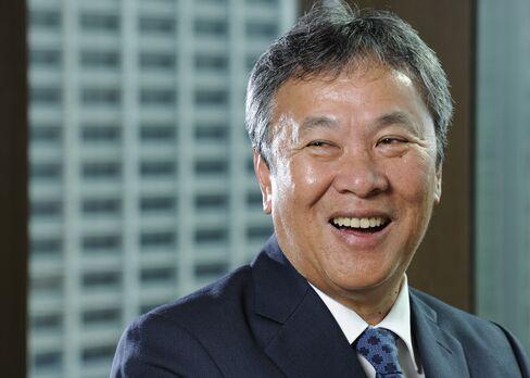 United Engineers CEO Jackson Yap