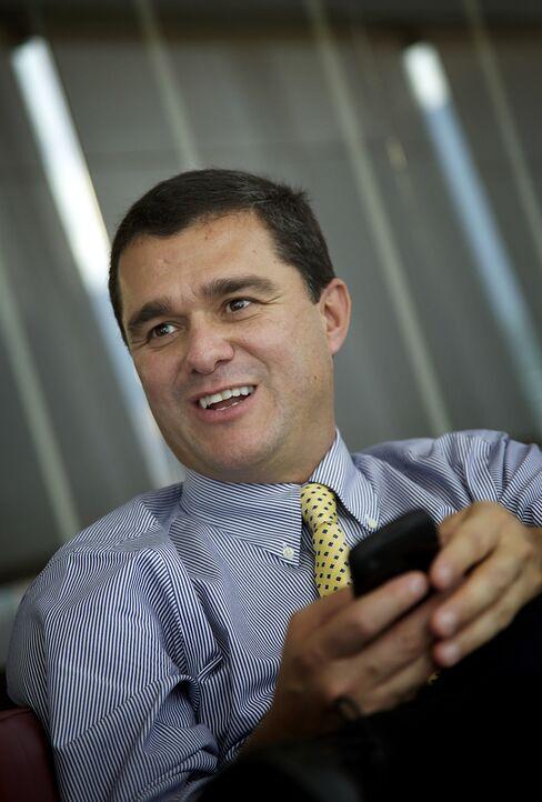 Bancolombia SA Chief Executive Officer Carlos Raul Yepes