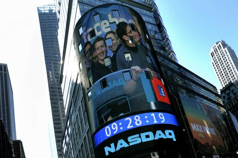 Facebook Investor Sues Nasdaq Over Initial Stock Offering