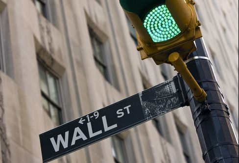 Wall Street Bailout Returns Profit Beating Treasury Bonds