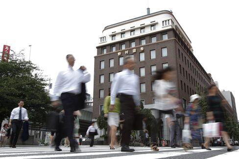 Nomura Falls as Italian Prosecutors Seek Monte Paschi Assets