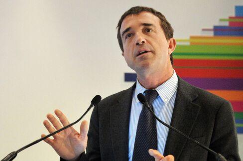 Lagardere SCA Chief Executive Officer Arnaud Lagardere