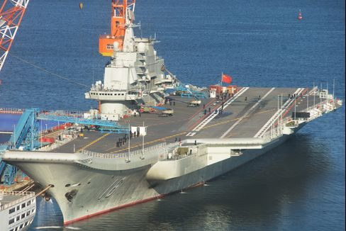 China Plans to Build New Generation of Bigger Aircraft Carriers