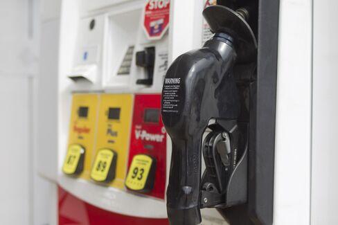 Consumer Confidence-Gasoline Prices