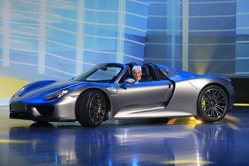Porsche CEO Matthias Mueller