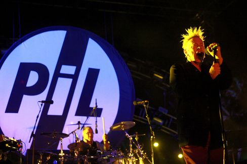 John Lydon and PiL