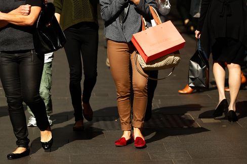 Australian Retail Sales Drop in July by Most Since October 2010