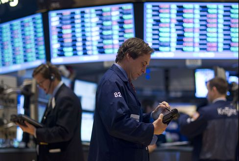 Defensive Stocks Lose for First Time Since 1999