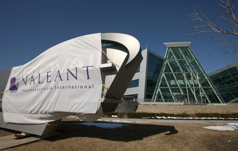 Valeant to Buy Medicis Pharmaceutical for $2.6 Billion