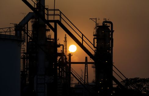 Oil Drops Below $80 to 8-Month Low on Signs of Slowing Economy