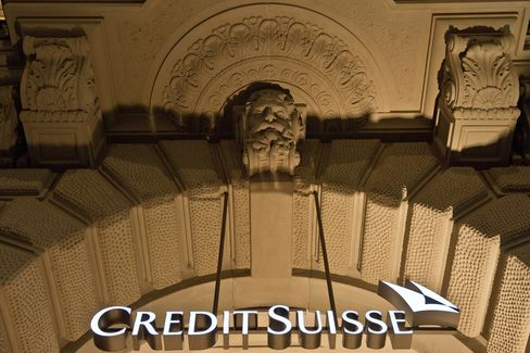 EU Stress Tests Missing the Point, Credit Suisse Analysts