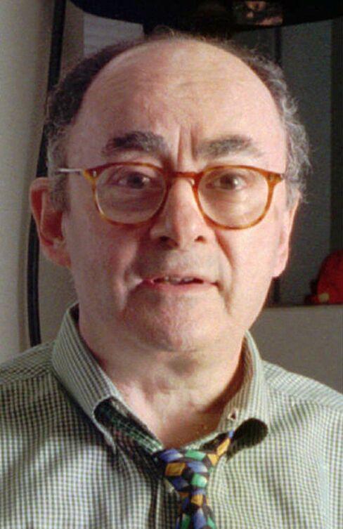 Journalist Dan Dorfman