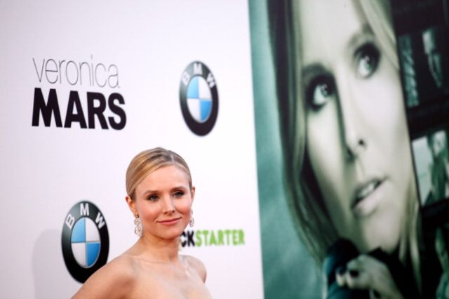 "Kickstarter has become the leader in crowdfunding, thanks to successes such as ""Veronica Mars."""