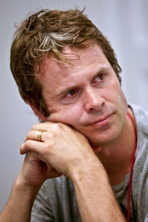 Tim Westergren, founder of Pandora