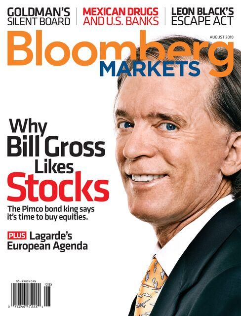 Bill Gross of PIMCO