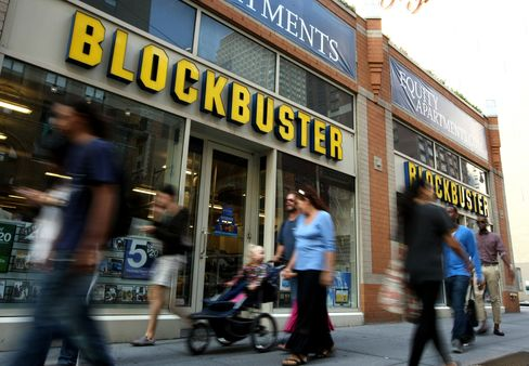 Blockbuster Sale Attacked by Disney, Universal, Landlords